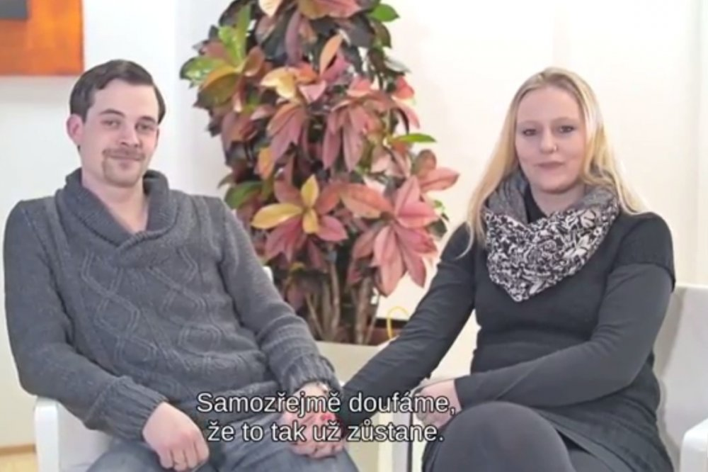 Patient´s Story- Anica and Alex- IVF CUBE