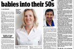 Unsere Klinik wird auch von der bekannten Irish Daily Mail erwähnt