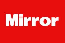 IVF CUBE auf der Vorderseite der ganzstaatlichen Zeitung in Großbritannien und Irland