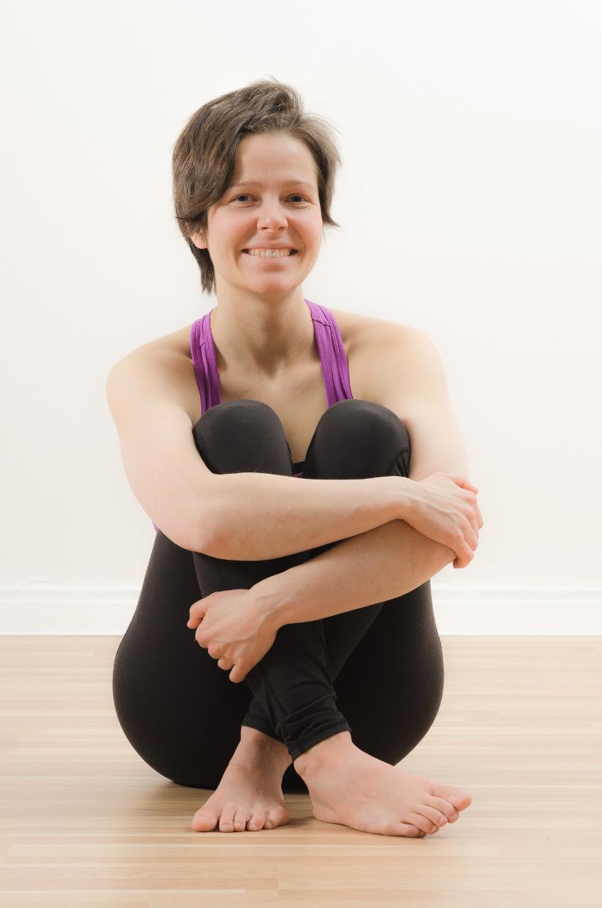 Hana Suberová, cvičitelka hormonální jógy
