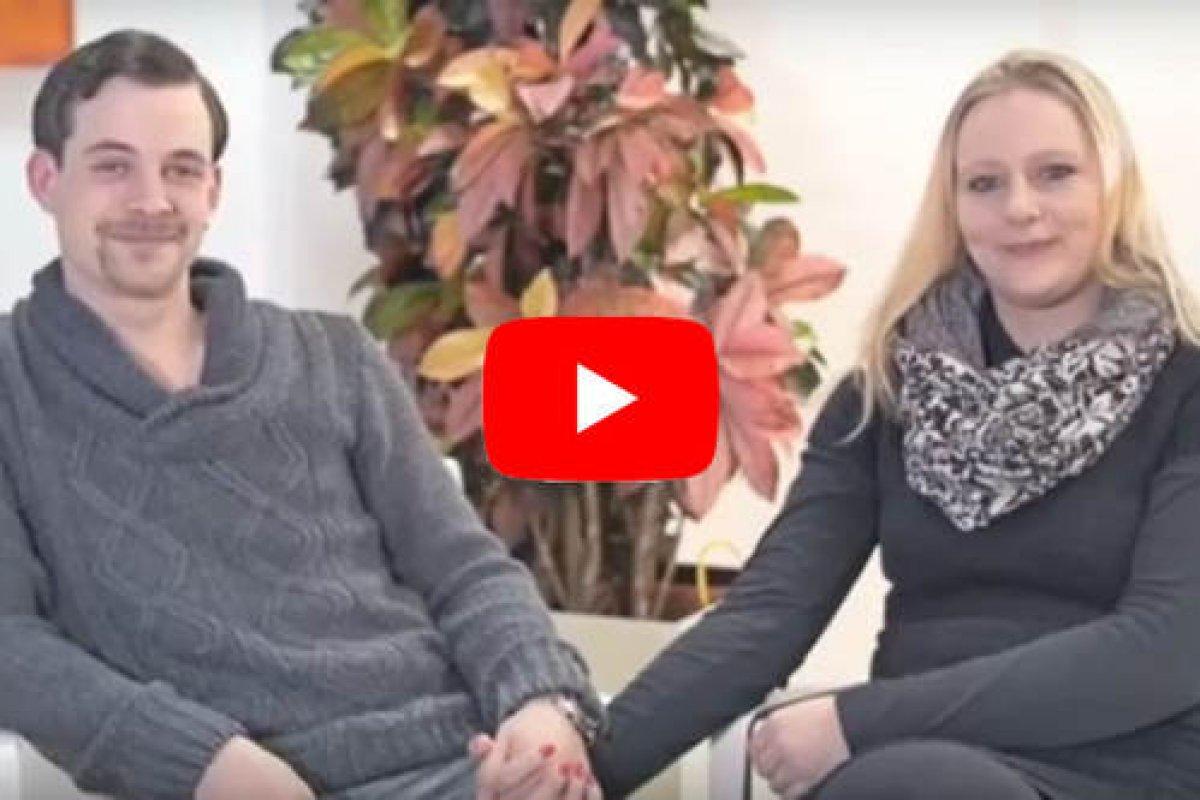 Anica und Alex - Künstliche Befruchtung - IVF CUBE