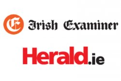 Two more articles about us in the Irish press