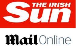 Articles in The Sun and Dailymail.